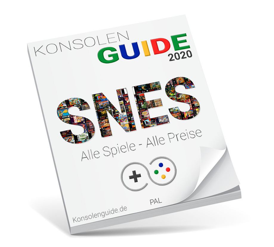 Konsolenguide SNES Cover
